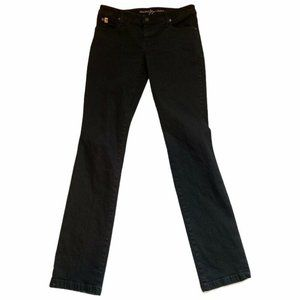 Second Yoga Jeans Size 27 Black Made in Canada